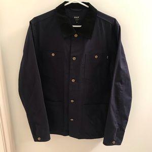 HUF Men's chore jacket